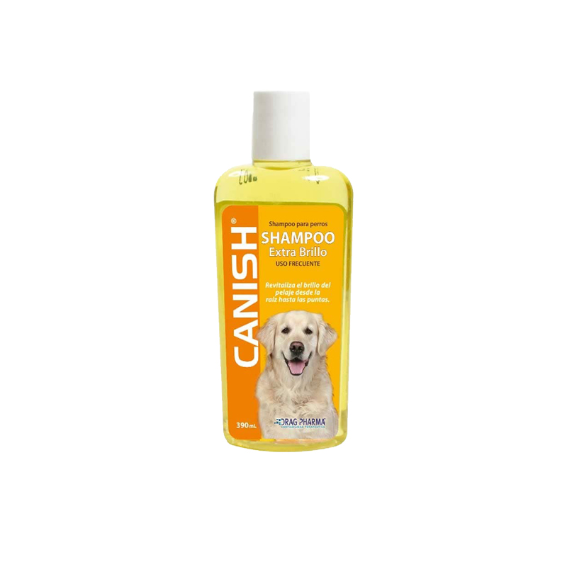Shampoo Mascota Canish V. 390 Ml